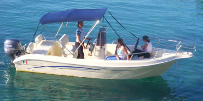barca lady salento