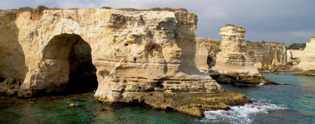 grotta faraglioni sant'andrea