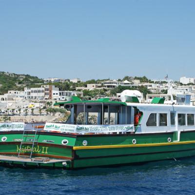 barca mistral lecce