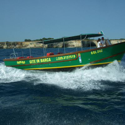 barca barbara onda blu