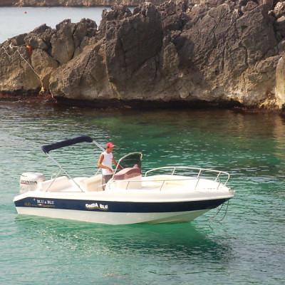 barca rascala 600