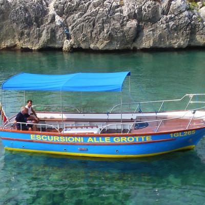barca santa lucia salento